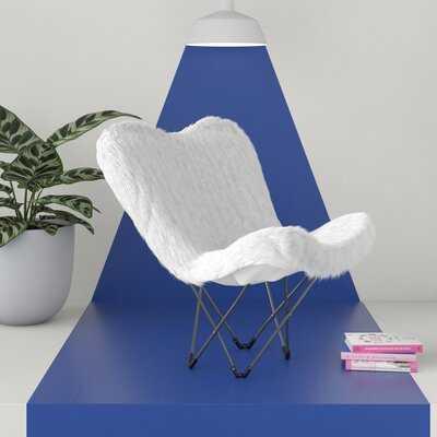 """Nolan 31.5"""" Butterfly Chair - Wayfair"""