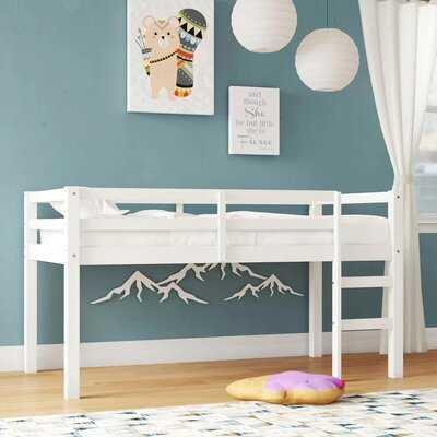 Schlemmer Junior Twin Loft Bed - Wayfair