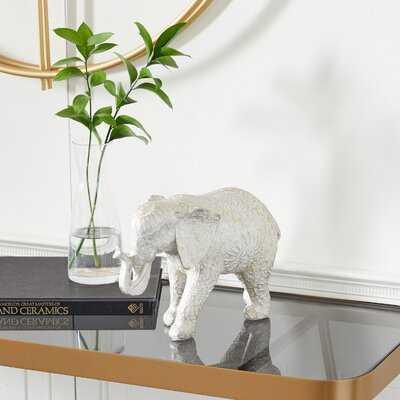 Elephant Sculpture - Wayfair
