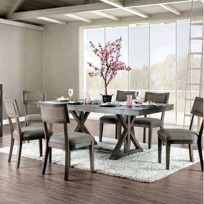 Clegg 7 Piece Extendable Dining Set - Wayfair