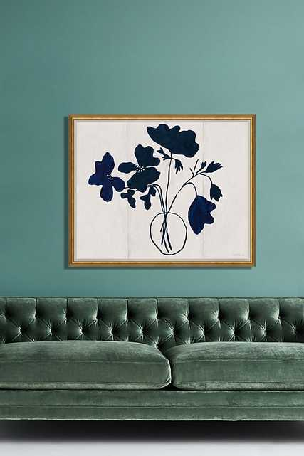 Anenome Wall Art By Susan Hable for Soicher Marin in Black Size M - Anthropologie