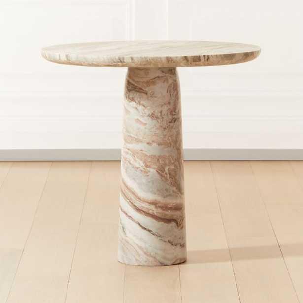 Babylon Round Small Table - CB2