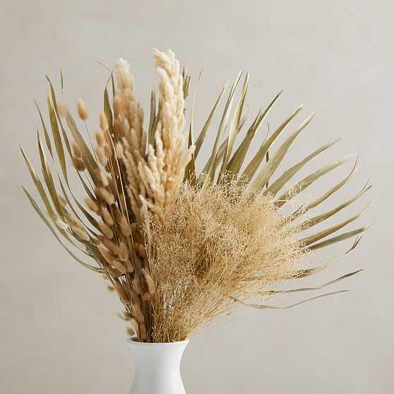Dried Natural Bouquet - West Elm