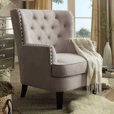 "Ivo 30"" Wingback Chair - Wayfair"