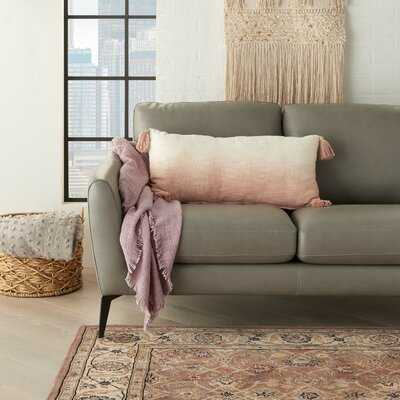 Didomenico Cotton Ombre Lumbar Pillow - Wayfair