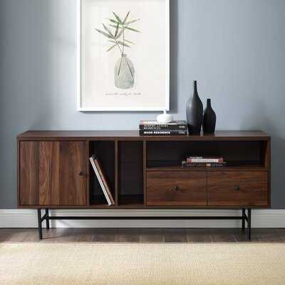 """Elson TV Stand for TVs up to 65"""" - Wayfair"""