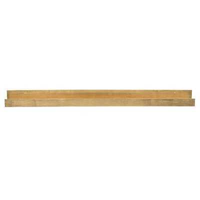Forsyth Wood Floating Wall Shelf - Wayfair