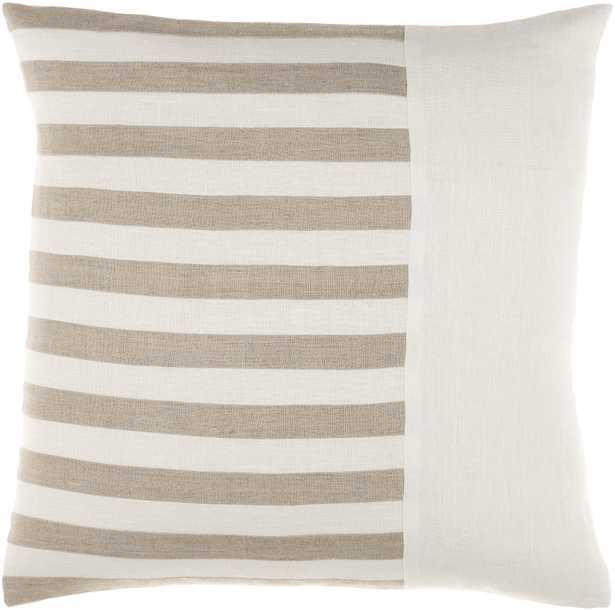 Roxbury : RXB-002-Pillow Shell with Down Insert - Neva Home