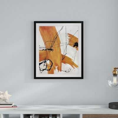 'Adaptation' by Joshua Schicker - Painting Print - Wayfair