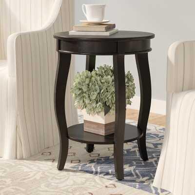Callan End Table with Storage - Wayfair