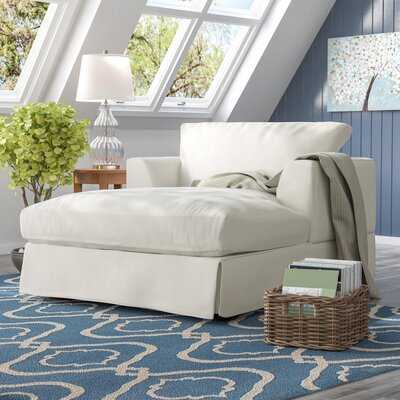 Dores Chaise Lounge - Bevin Natural - Wayfair