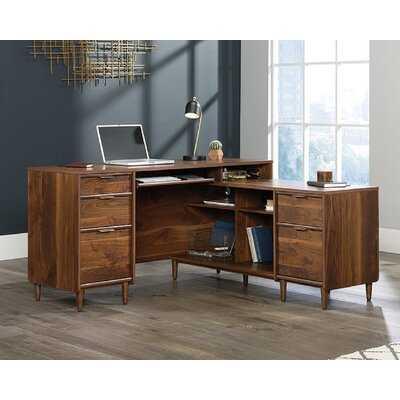 Dake Reversible L-Shape Desk - Wayfair