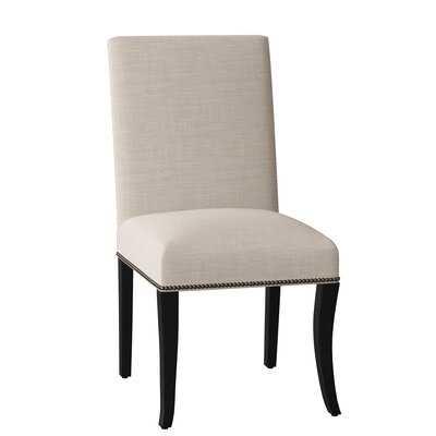 Portland Upholstered Parsons Chair - Wayfair