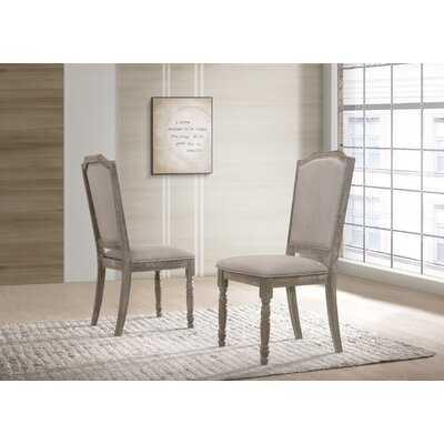 Mariposa Upholstered Dining Chair - Wayfair