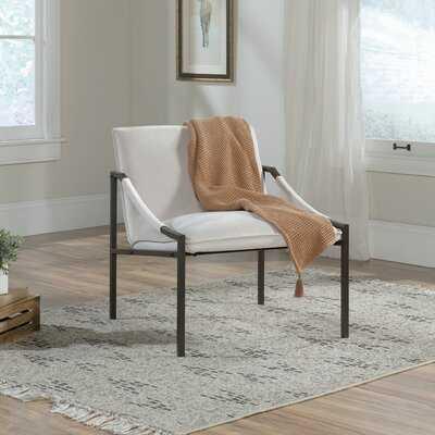 Muniz 25.2'' Wide Tufted Velvet Armchair - Wayfair