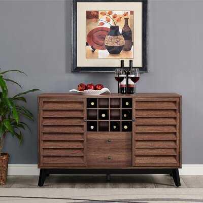 Dover Wine Bar Cabinet - Wayfair