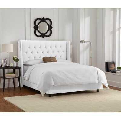 Florine Upholstered Standard Bed - Wayfair