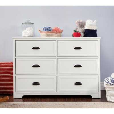 Homestead 6 Drawer Double Dresser - Birch Lane