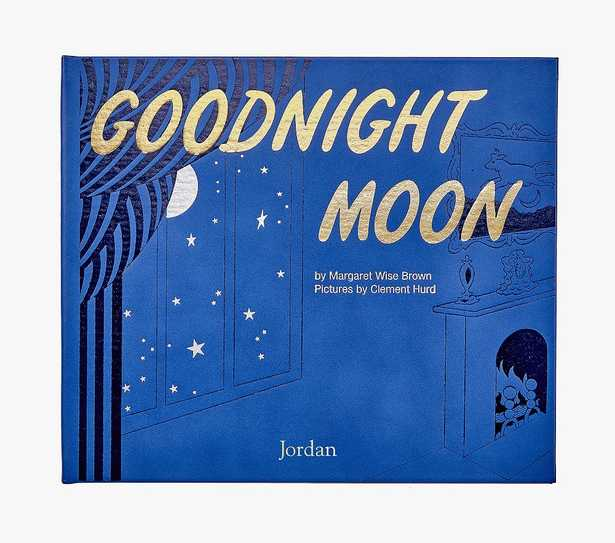 Goodnight Moon Heirloom Book - Pottery Barn Kids