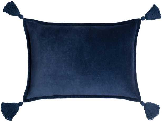 """Cotton Velvet - CV-045 - 13""""W x 19""""L - with poly insert - Neva Home"""