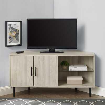 "Olney Corner TV Stand for TVs up to 55"" - Wayfair"
