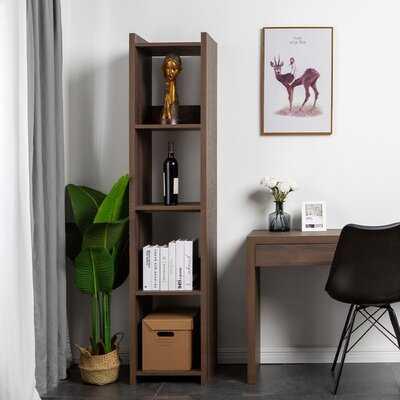 Davian 4-Cube Storage Toys Display Shelf Modular Standard Bookcase - Wayfair
