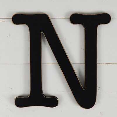 "Mccue 11.5"" Typewriter Text Wall Decor - Birch Lane"