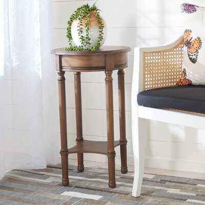 Sessa End Table with Storage - Wayfair