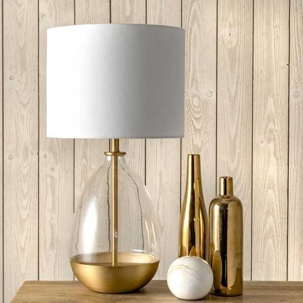 "Freeman 24"" Iron Table Lamp - Loom 23"