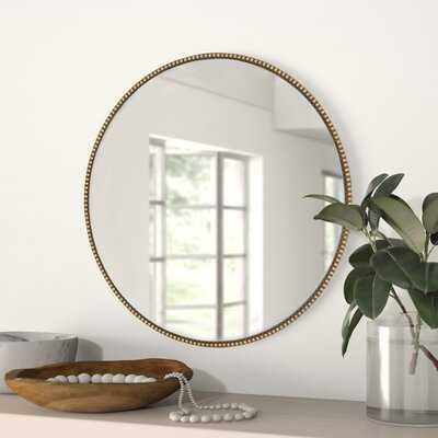 Diesel Decorative Wall Mirror - Wayfair