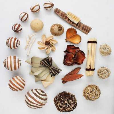 26 Piece Schaible Decorative Balls for Centerpiece - Wayfair