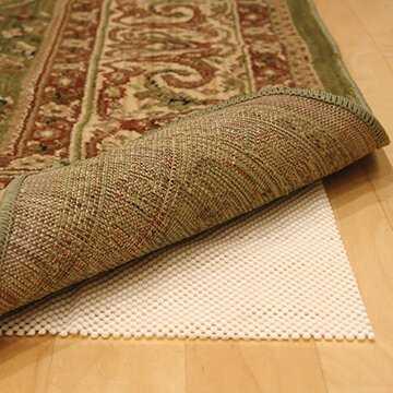 Karastan Better Stay Non-Slip Rug Pad Rug Pad Size: Rectangle 5' x 7' - Perigold