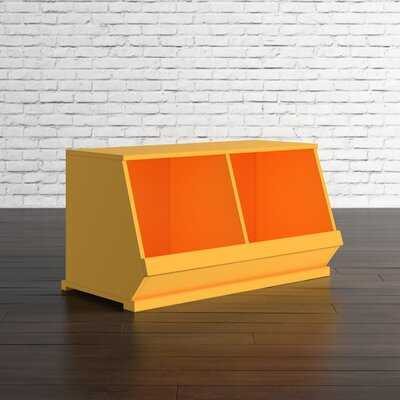 Toy Storage Bench - Wayfair