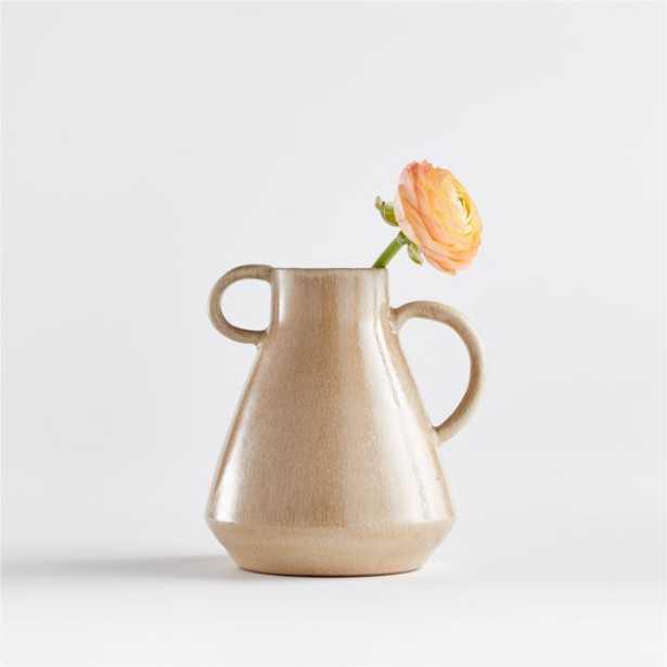 Leavitt Mini Jug Vase - Crate and Barrel