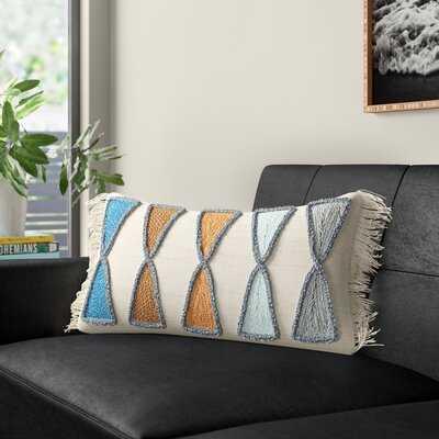 Hauer Cotton Lumbar Pillow - AllModern