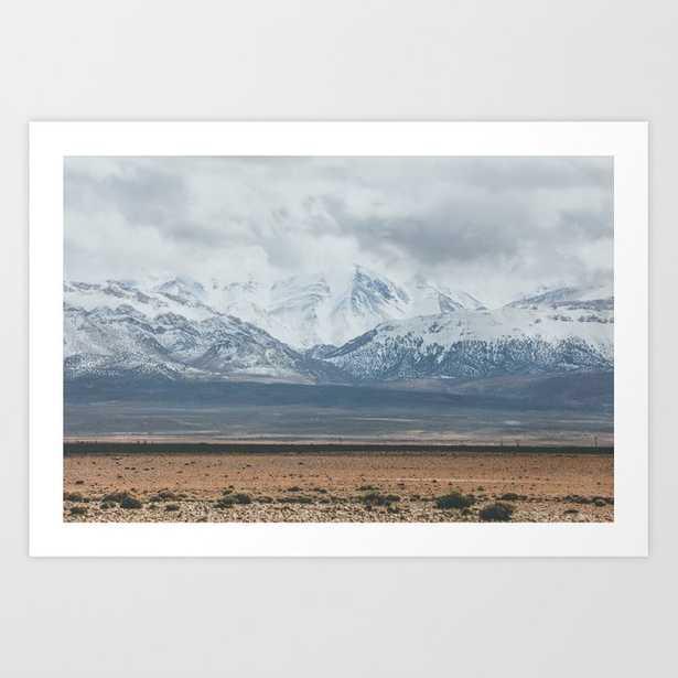 Atlas Mountains Art Print by Luke Gram - X-LARGE - Society6