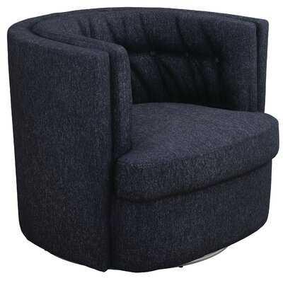 Sueno Swivel Barrel Chair - Wayfair
