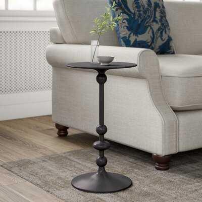 Dunlap Pedestal End Table - Birch Lane