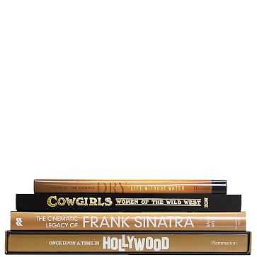 ColorStak Modern Book, Godiva - West Elm