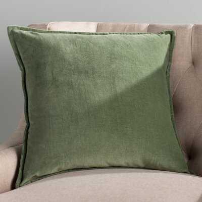 Cotton Throw Pillow Cover - Wayfair