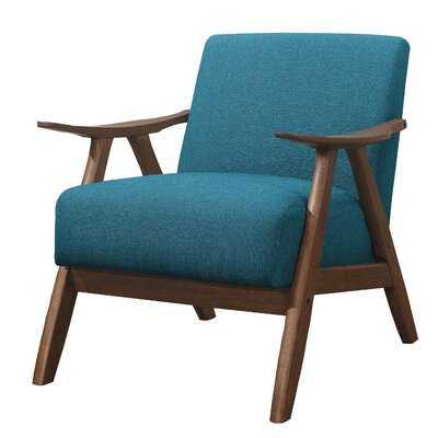 Yashvi Fabric Upholstered Armchair - Wayfair