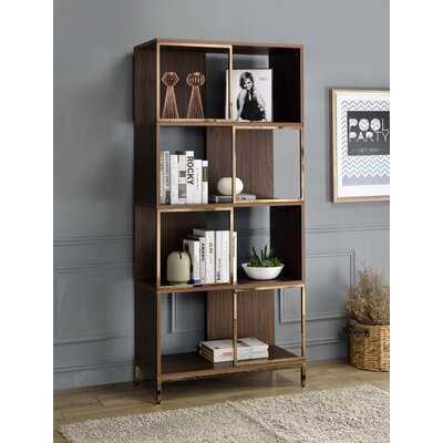 Almallah Etagere Bookcase - Wayfair