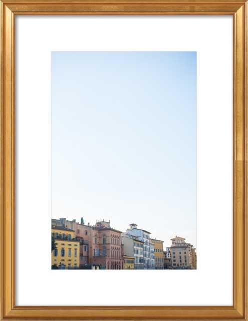 Golden Florence by Sivan Askayo for Artfully Walls - Artfully Walls