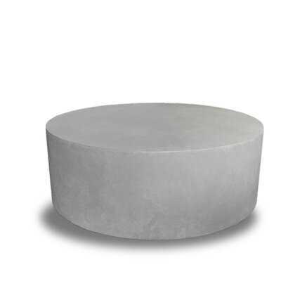 Pocklingt Stone/Concrete Coffee Table - Wayfair