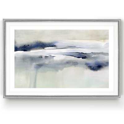 'Passing Through I' - Painting Print on Canvas - Wayfair