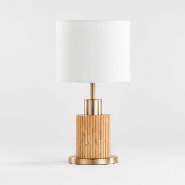 Bridaine Table Lamp, Set of 2 - Crate and Barrel