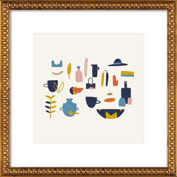 Objects by Caroline Corrigan for Artfully Walls - Artfully Walls