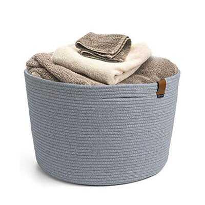 Woven Wicker Basket - Wayfair