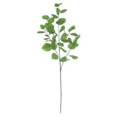 "37.5"" Artificial Eucalyptus Branch (Set of 3) - Wayfair"