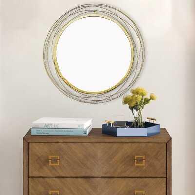 Baigh Antique Wall Mirror - Wayfair